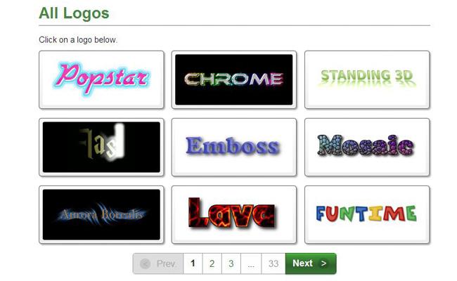 cr er un logo gratuit les meilleurs outils du web. Black Bedroom Furniture Sets. Home Design Ideas