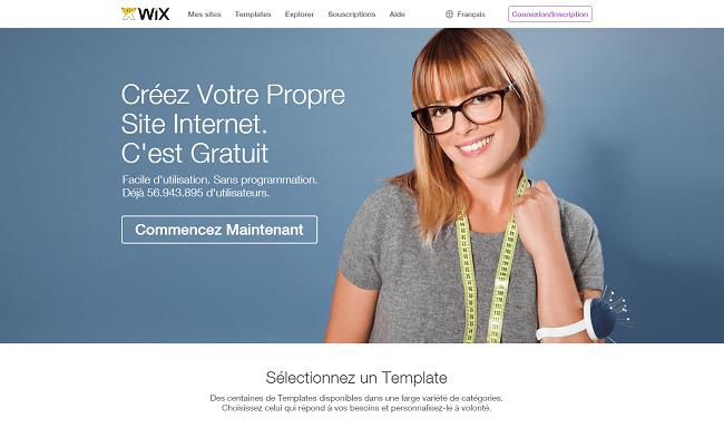 Web design 11 outils en ligne pratiques et gratuits for Site web gratuit