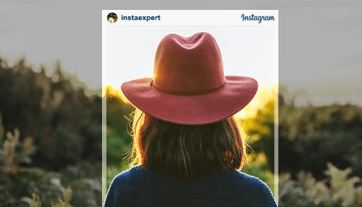 Instagram Wix Chapeau