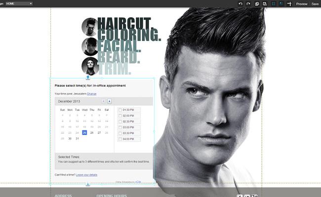 Capture d'écran du App Market - application Appointment Scheduler