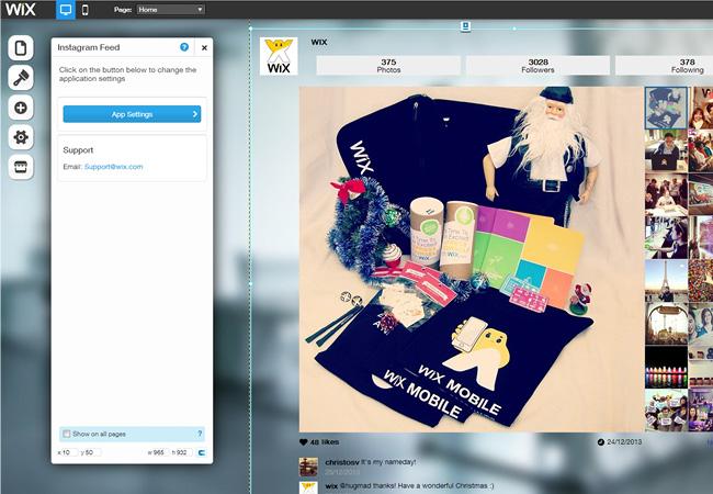 Capture d'écran du App Market - application Instagram