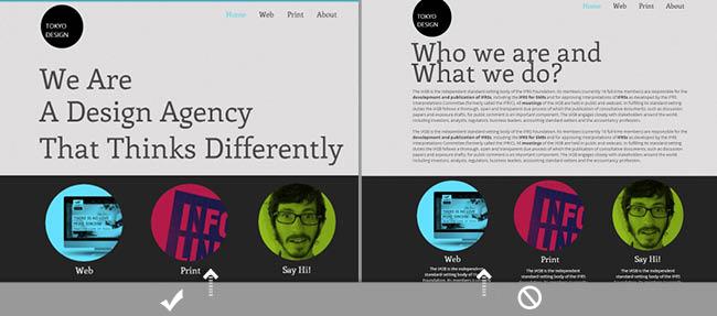 Créer une page d'accueil efficace : 10 conseils