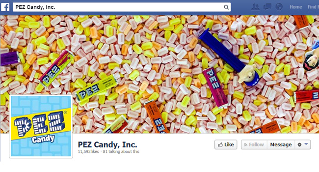 Couverture Facebook de Pez