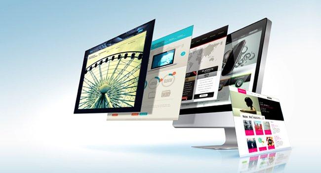 Un site avec plusieurs designs